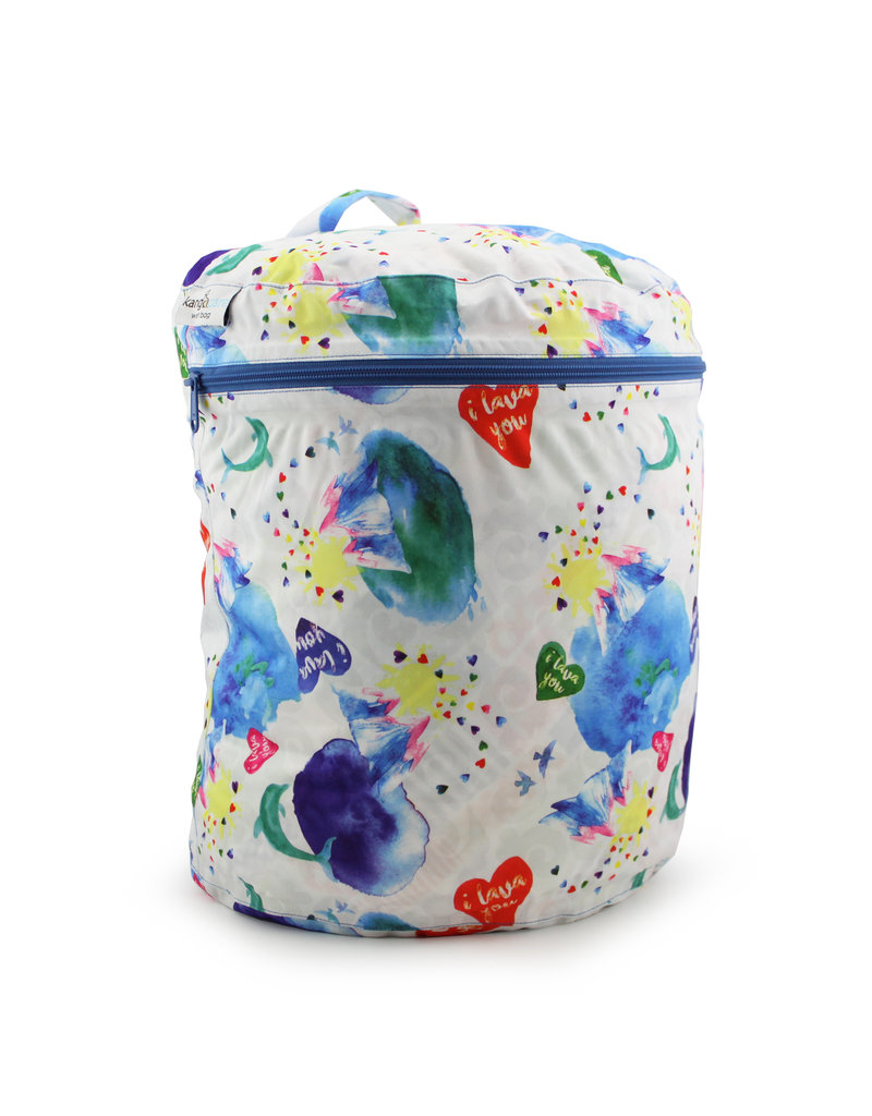 Rumparooz Wet Bag Print