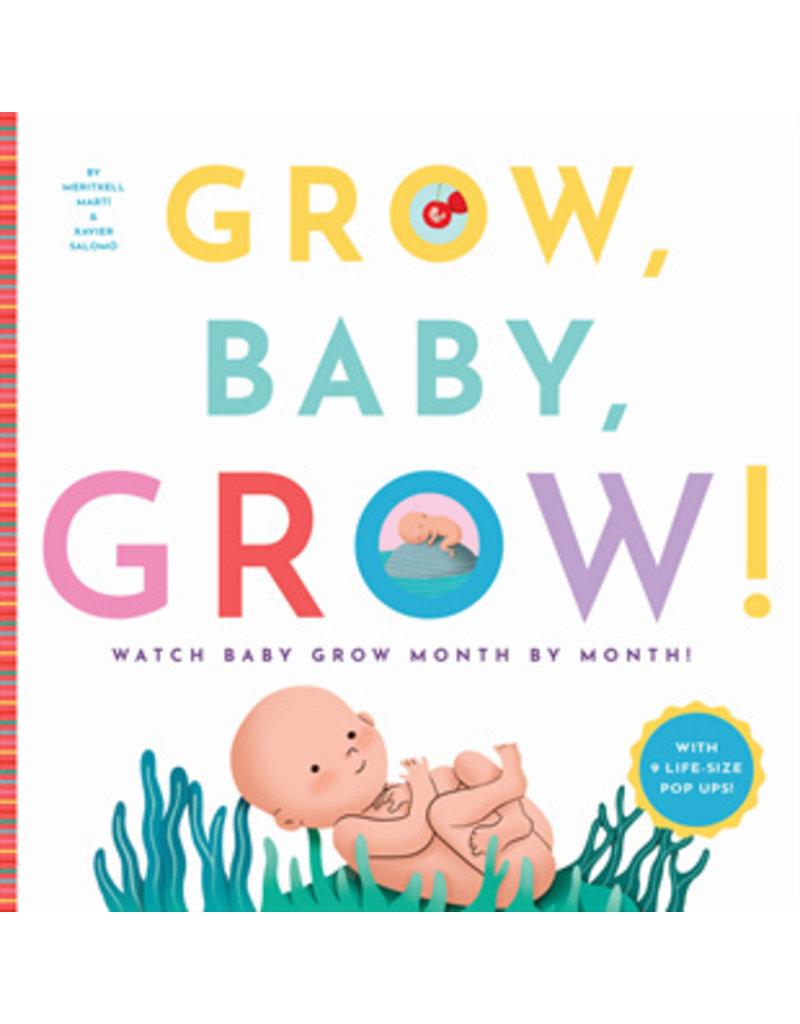 Familius Grow Baby Grow! Pop Up Book