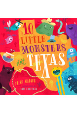 10 Little Monsters Visit