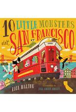 Familius 10 Little Monsters Visit Books