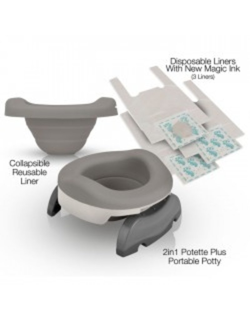 Potette Portable Potty Value Pack