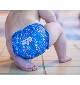 Apple Cheeks Swim Diaper - Sized