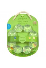 Green Sprout Green Sprouts Silicone Teether Ring