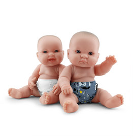 Rumparooz Rumparooz Doll Diaper Set Wander/Fluff Set of 2