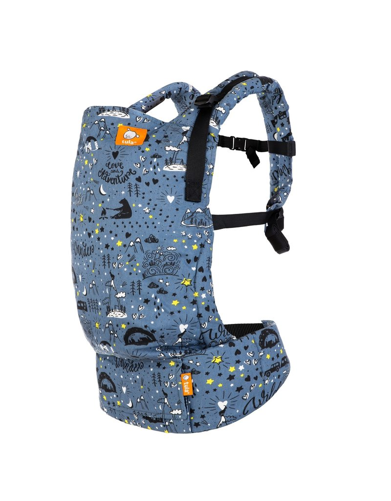 Tula Baby Tula Free to Grow Carrier Wander