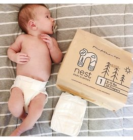 Nest Nest - Natural Plant Based Baby Diapers