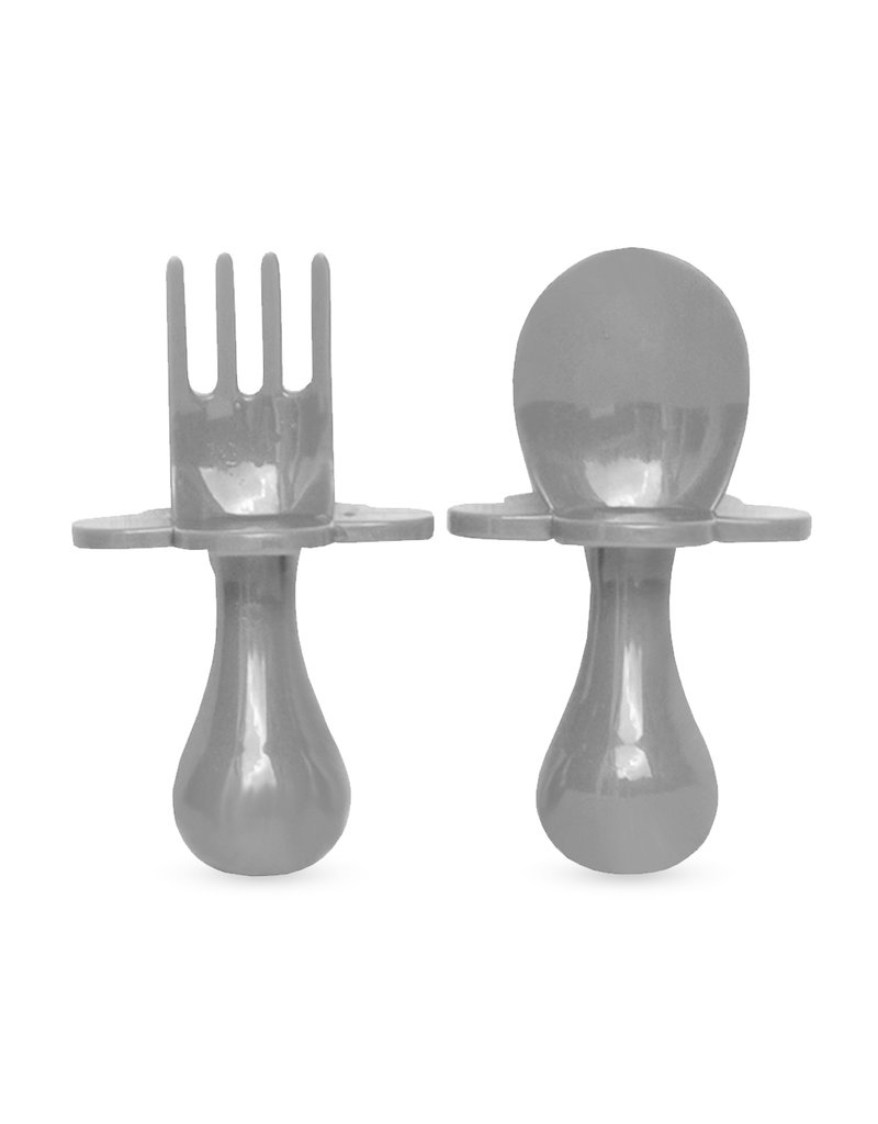 Grabease by Elli & Nooli Grabease Fork & Spoon Set