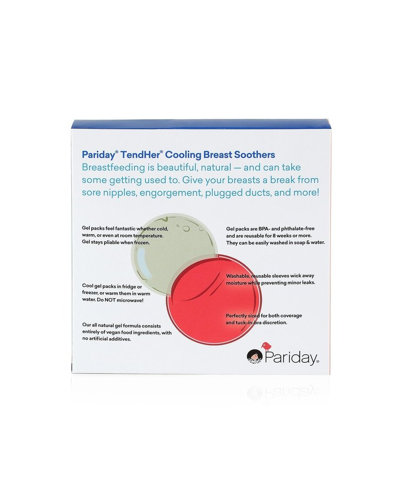 Pariday TendHer Cooling Breast Soothers