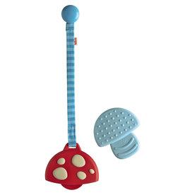 Haba Haba Clutching Toy Mushroom