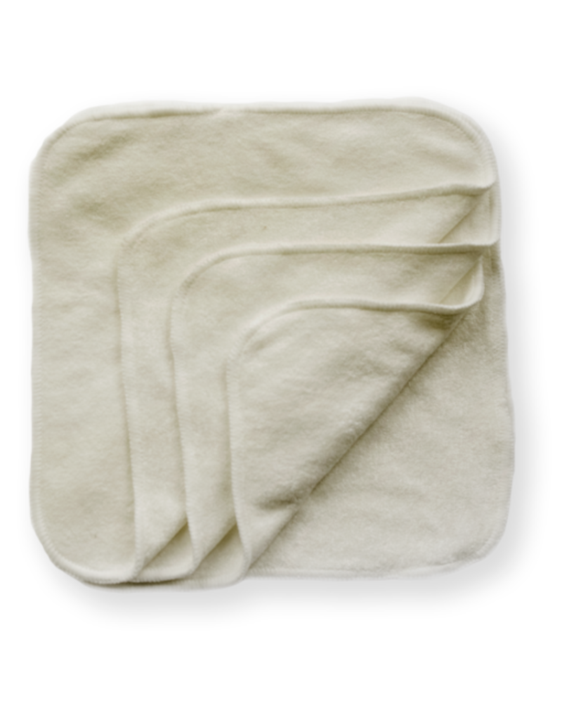 Milkies Soft Cloths - Reusable Wipes