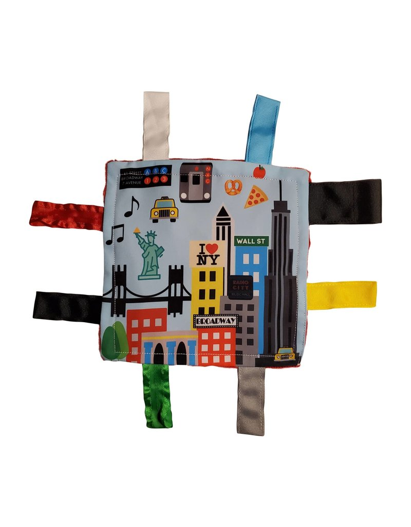Baby Jack Tag Toy City Squares