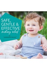 Sweetbottoms Naturals Organic Teething Oil for Immediate Relief