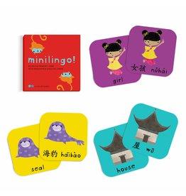 Worldwide Buddies Minilingo Card Game
