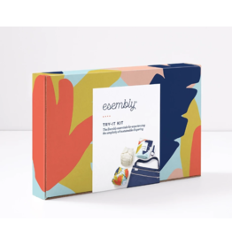 Esembly Esembly Try-Cloth Diapering-Kit