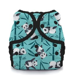 Thirsties Thirsties Duo Wrap  Pandamonium Size Two Snap