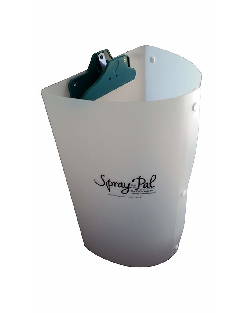 Spray Pal Diaper Sprayer and Splatter Shield