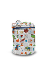 Rumparooz Rumparooz Wet Bag Mini - Print
