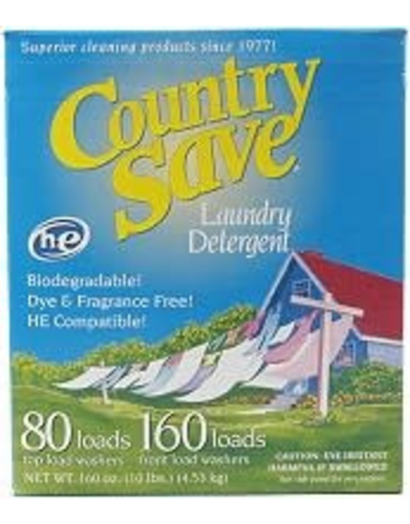 Country Save Country Save Detergent Powder