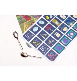 Little Likes Kids Little Likes Kids Placemat
