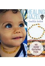 Healing Hazel Healing Hazel Amber Child Necklace