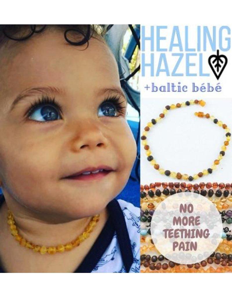 Healing Hazel Amber Child Necklace