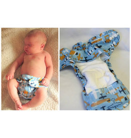 Blueberry Capri Cover Newborn (Size One)