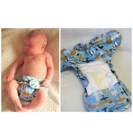Blueberry Capri Cover Newborn (Size One)