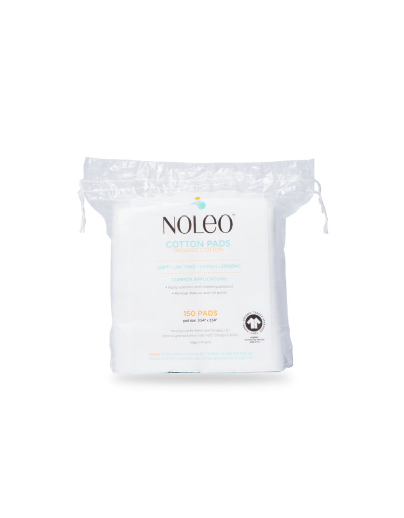 Noleo Noleo Organic Cotton Pads (150 ct)