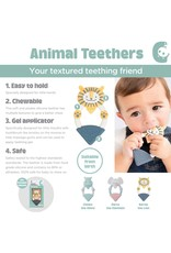 Cheeky Chompers Animal Teethers
