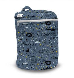 Rumparooz Rumparooz Wet Bag Print LE Wander 3D Bag