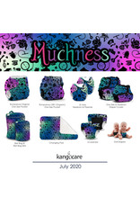 Rumparooz Rumparooz Wet Bag Print LE Muchness 3D Bag