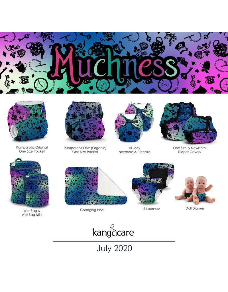 Rumparooz Rumparooz Wet Bag Mini - Print Muchness