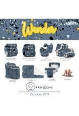 Rumparooz Rumparooz Wet Bag Mini - Print Wander