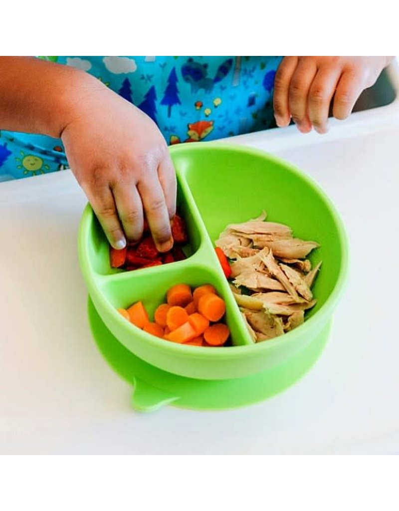 Green Sprouts Learning Plate