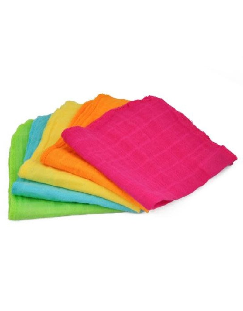 Green Sprouts Muslin Face Cloths