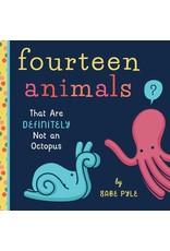 Fourteen Animals That Definitely Aren't an Octopus