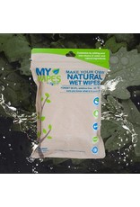 Kalencom On the Go Natural Wet Wipe Pack