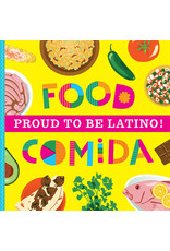 Proud to be Latino (Bilingual Board Book)