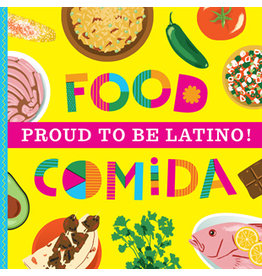 Familius Proud to be Latino Bilingual Board Book