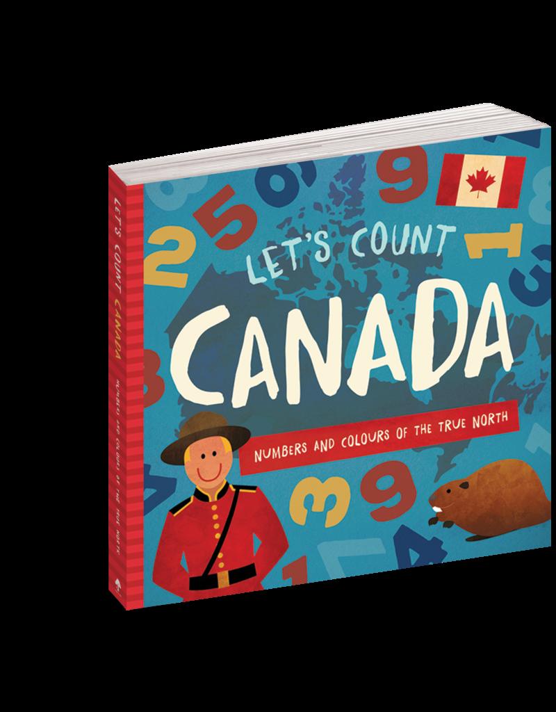 Familius Let's Count Canada Book