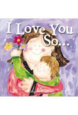Sourcebooks I Love You So Book