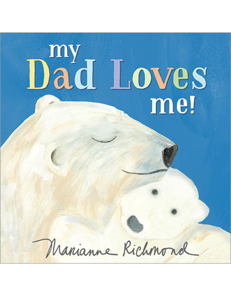 Sourcebooks My Dad Loves Me! Book