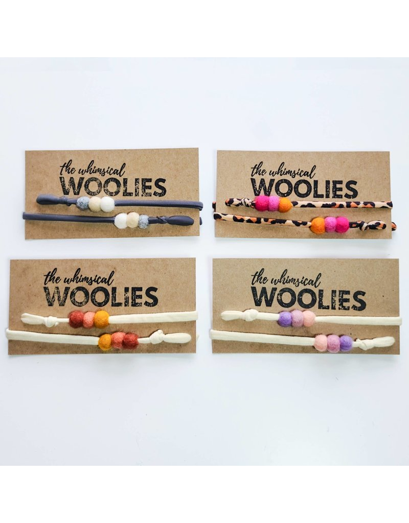 The Whimsical Woolies Kids/Adult Mask Lanyard