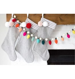 The Whimsical Woolies Garland