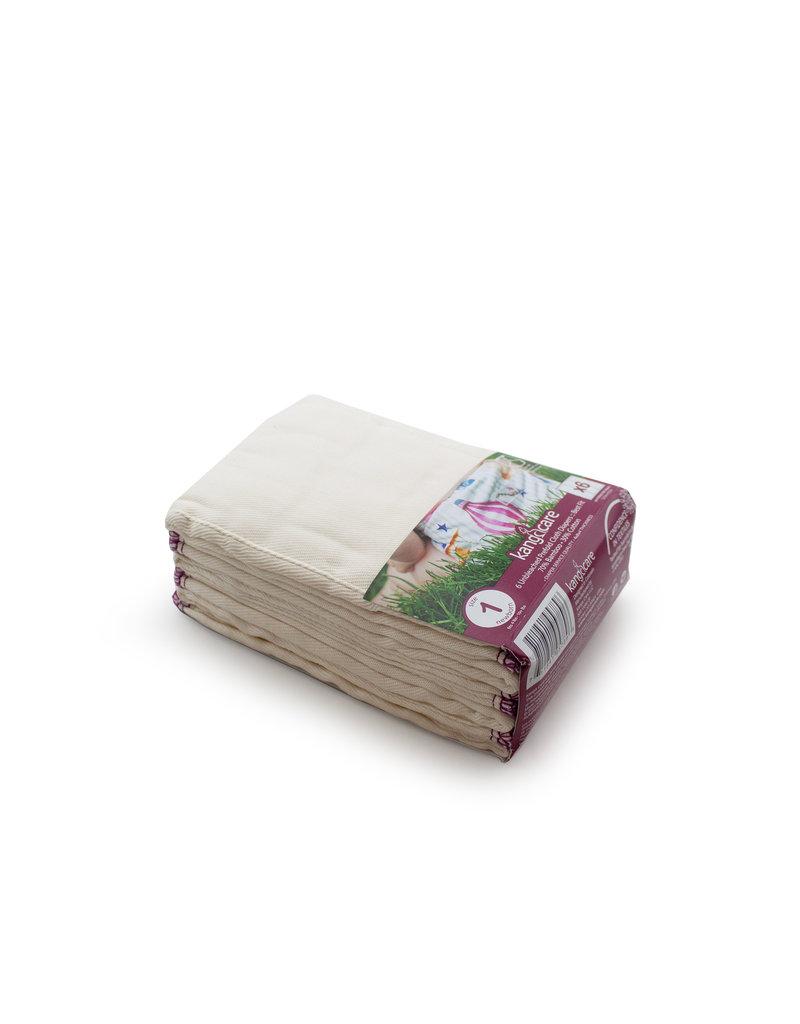 Rumparooz Rumparooz Bamboo Prefolds - 6 pack