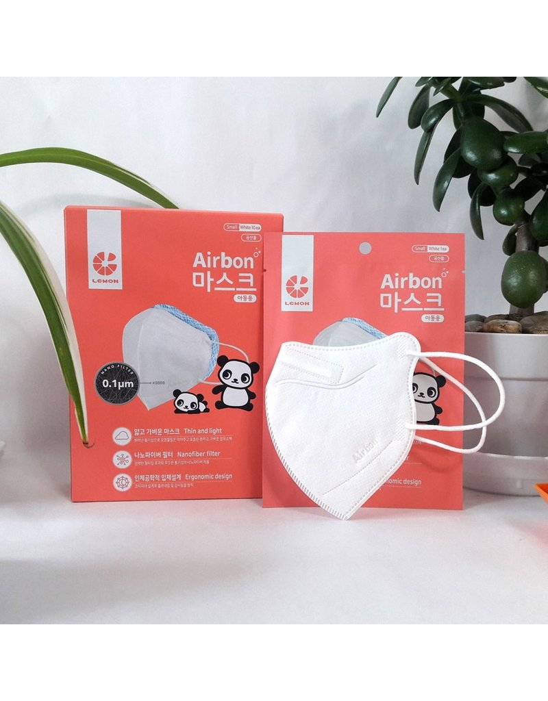 Air Queen Air Queen Nanofiber Filter Face Mask