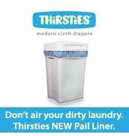 Thirsties Thirsties Simple Pail Liner