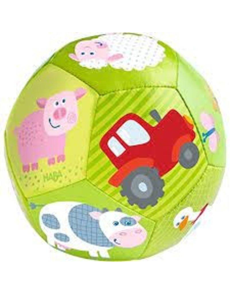 Haba Haba 4.5 Inch Baby Ball