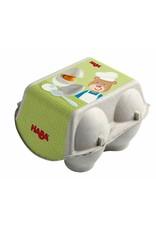 Haba Haba Wooden Eggs/Yolk