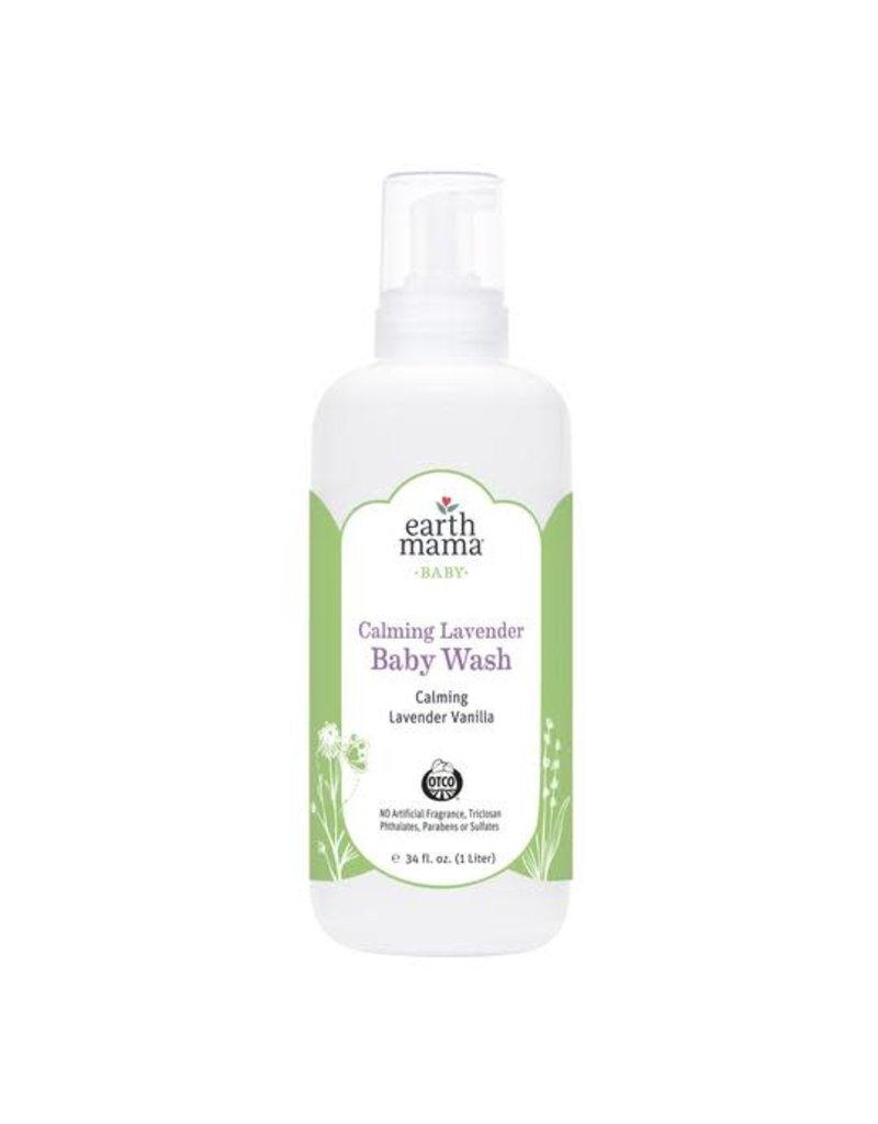 Earth Mama Organics Earth Mama Organics Baby Wash/Shampoo
